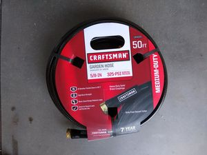50 Ft. Kink free Lawn Yard Garden Hose Soaker Sprinkler Water Sprayer $20 Each. Cheaper if you buy more for Sale in Diamond Bar, CA