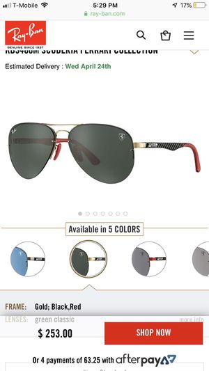 AUTHENTIC Ray Ban Sunglasses for Sale in Hialeah, FL