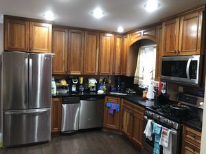 Kitchen cabinets and granite tops for Sale in Dale City, VA