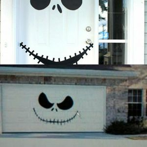 Jack Halloween decal garage front door decor for Sale in Portland, OR