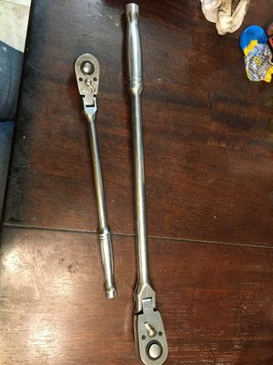 Jet drive flex head ratchet wrench for Sale in Bakersfield, CA