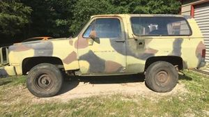 1985 Chevy Blazer for Sale in Rock Hill, SC