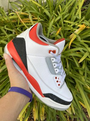 Air Jordan 3 Fire red 2013 size 9 for Sale in Roseville, CA