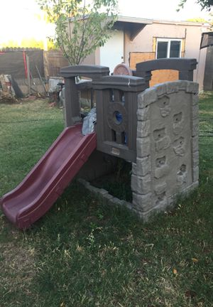 Climming and mini slide combo for Sale in Bloomington, CA