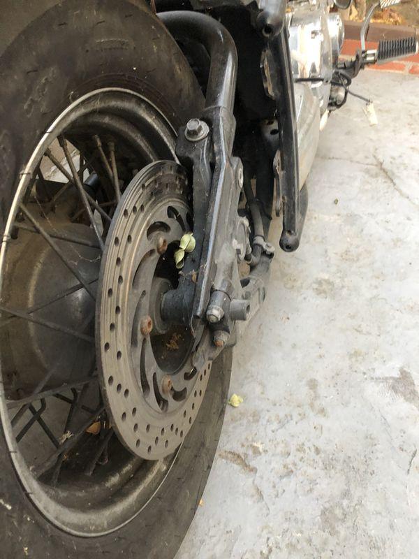 Free motorcycle