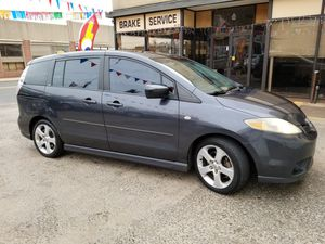 2006 MAZDA 5 MINI VAN DRIVES EXCELLENT SUPER CLEAN IN AND OUT for Sale in Ansonia, CT