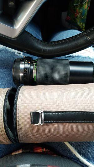 Vivitar Camera Lens (NOT DSLR) for Sale in Apopka, FL