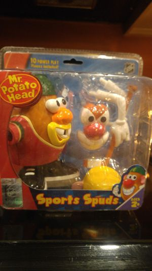 Mn wild mr potato head one of a kind a must for any fans collection for Sale in Duluth, MN