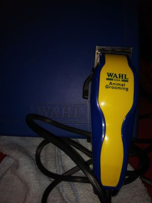 Wahl... Dog clippers for Sale for sale  Kansas City, MO