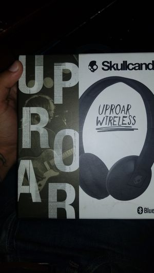 Skullcandy uproar wireless for Sale in Raleigh, NC