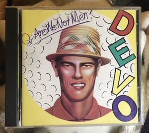 "DEVO ""Are We Not Men?"" Superb Condition FREE SHIP WITH PAYPAL for Sale in Fenton, MO"