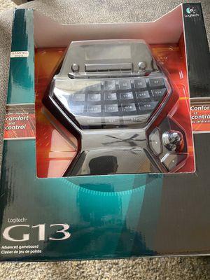 Logitech G13 gameboard for Sale in Vista, CA