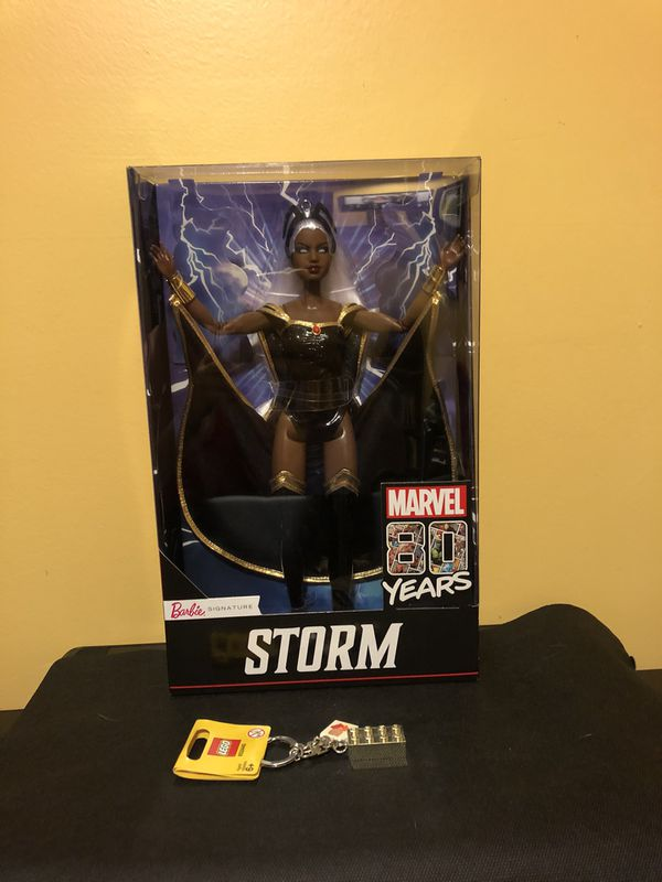 Marvel Barbie Storm