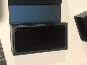 Samsung s8 unlocked new/other midnight black for Sale in Kansas City, MO