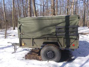 M101A1 tilt trailer for Sale in Frederick, MD