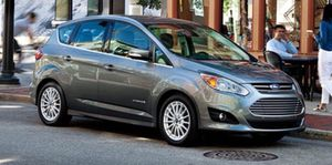 Ford C-Max Plug-in Hybrid Energi 2016 for Sale in Petaluma, CA