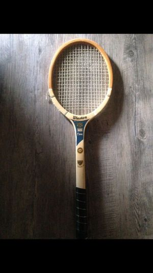 1970 Wilson Pro Champ Tennis Racket Great condition! Only used a few times almost 50 yrs old pick up Hudson SR52 East of Little Road for Sale in Hudson, FL