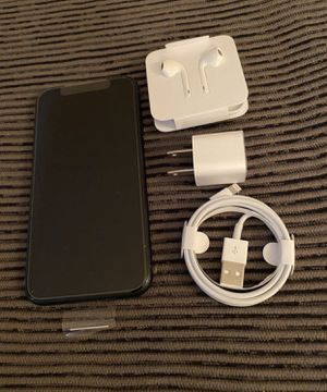 apple iphone x r 128gb black new unlocked any carrier for Sale in Fremont, CA