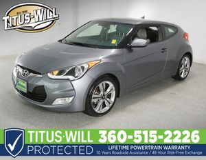 2016 Hyundai Veloster for Sale in Lacey, WA