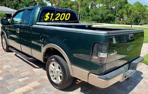 🎁$1,2OO URGENT i selling 2004 Ford F-150 Lariat 4dr truckruns and drives excellently🎁 for Sale in Oakland, CA