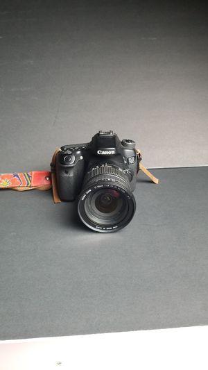 Canon 70d for Sale in San Gabriel, CA