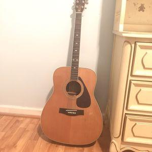Yamaha Acoustic Guitar for Sale in Atlanta, GA