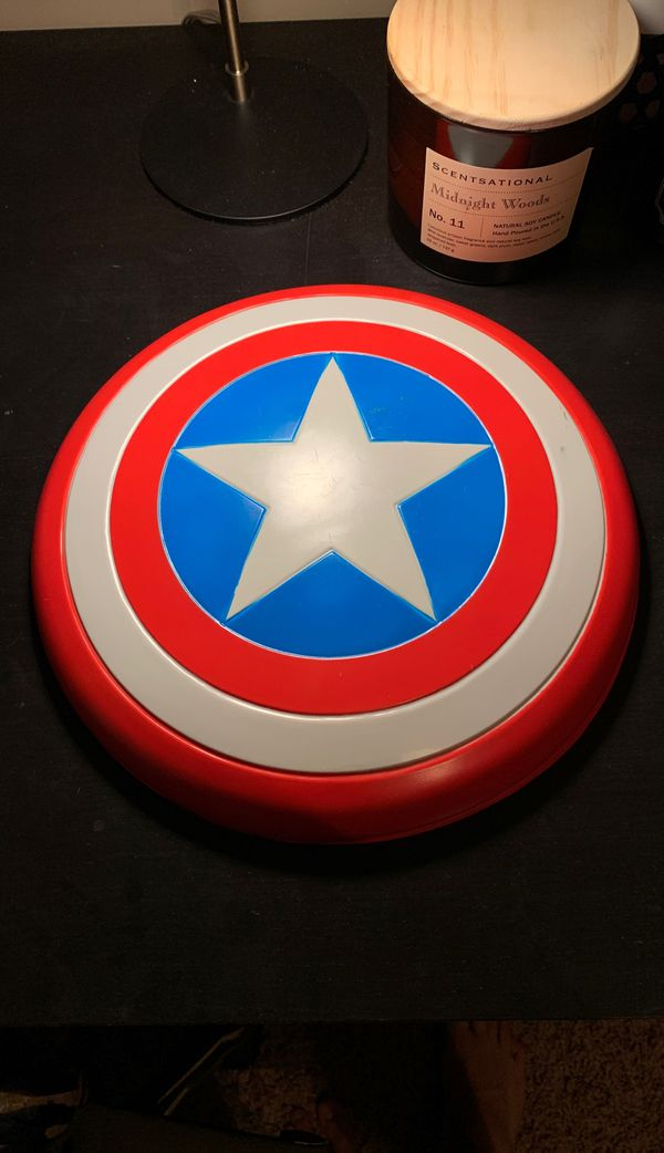 Mini Captain America Sheild