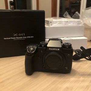 "🆕 Fujifilm X-H1 ""New"" 🔹™️ for Sale in Ocotillo, CA"