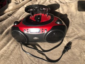 CD player/ Radio (AM/PM) for Sale in Fullerton, CA