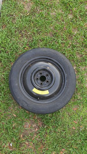 5x100 spare tire Free for Sale in Dundee, FL