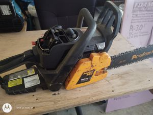 Poulan pro 50cc chainsaw for Sale in Longwood, FL