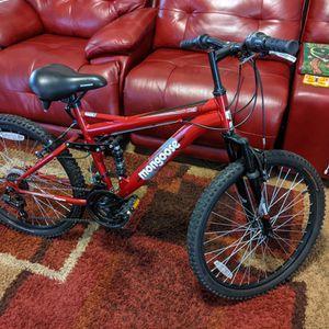 "Schwinn Mongoose Standoff, 21 Speed, Full Suspension, Mountain Bike, Size 24"" ( Model R2488TG) for Sale in Orlando, FL"