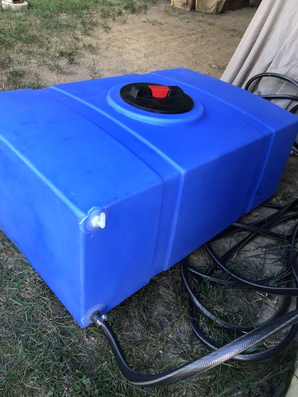 Promax 65 Gallon Low Profile Poly Tank