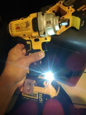 DeWalt xr brushless motor 1/2 impact wrench for Sale in Stockton, CA