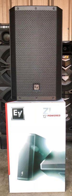 Professional Speaker Electro Voice ZLX12P for Sale in Virginia Gardens, FL