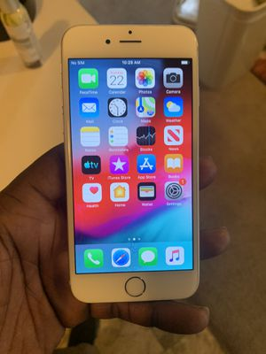 iPhone 6 AT&T or cricket 64gb for Sale in Baltimore, MD