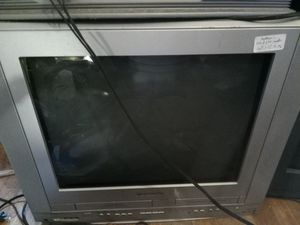 Panasonic DVD vhs combo 16.5* 12.5 tv for Sale in Wichita, KS