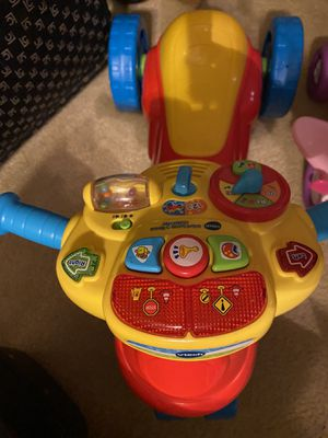 Kids Age 1-3 Riding Toys for Sale in Douglasville, GA