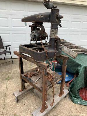 Dewalt Radial Arm Saw for Sale in Hilliard, OH