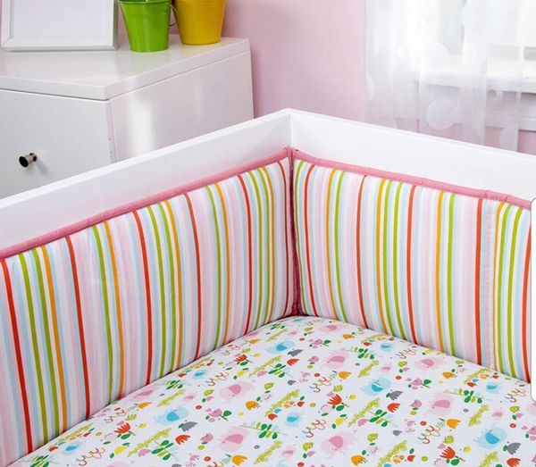 Baby Crib Bumper New