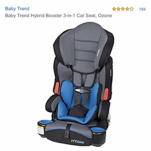 GRACO 3 in 1 hybrid car seat for Sale in East Point, GA