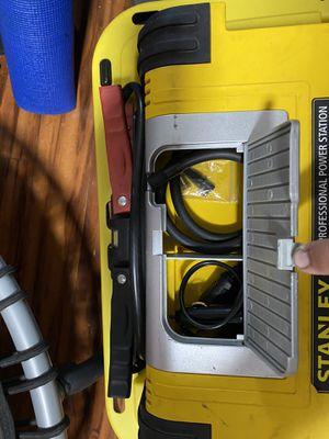 Stanley power station compressor jump starter for Sale in Glendale, CA