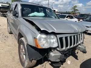 2008 Jeep Grand Cherokee Laredo 3.7L For Parts for Sale in Houston, TX