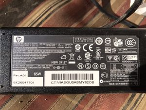 HP computer AC adapter power supply for Sale in Ontario, CA