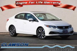 2015 Honda Civic Sedan for Sale in Fresno, CA