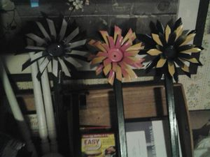 Tin can flowers for Sale in Prattville, AL