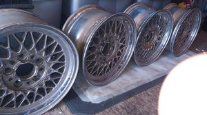 15 inch Chevy rim's good condition 100$ for Sale in Menifee, CA