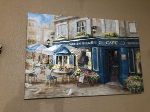 Canvas Painting & Wall Decor for Sale in Long Beach, CA