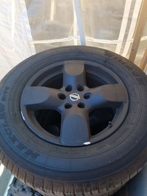 NISSAN FRONTIER TIRES AND WHEELS for Sale in Riverside, CA