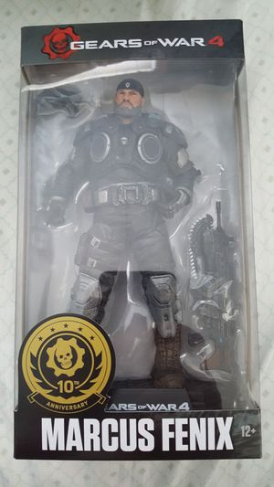 Gears of war action figure for Sale in Matthews, NC